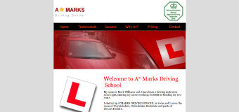 A Star Marks Driving School
